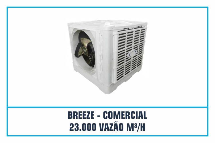 CLIMATIZADOR - COMERCIAL - 23.000