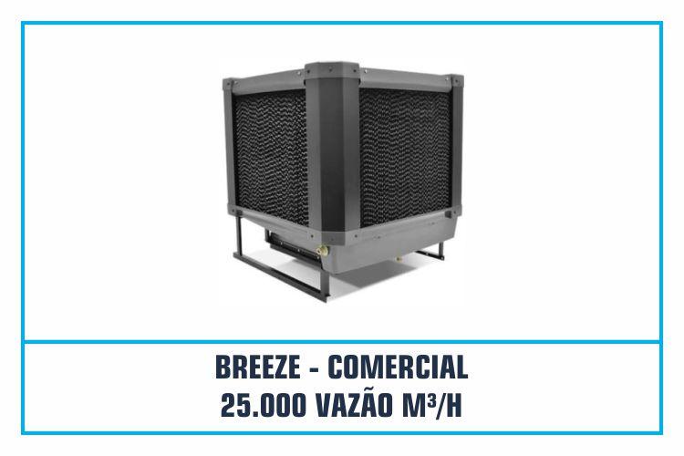 CLIMATIZADOR - COMERCIAL - 25.000