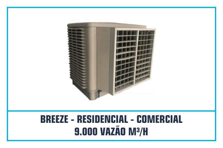 CLIMATIZADOR - RESIDENCIAL - COMERCIAL - 9000